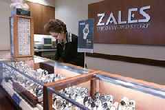 Diamond retailer Zales' parent company is under attack from a short-seller who claims Amazon is encroaching on its business (SIG)