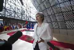 The U.K. Prime Minister Theresa May Says She'll Still Be in a Job After the ...
