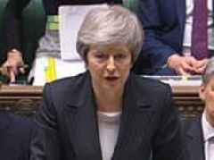 May makes a desperate bid to 'buy off' Tory rebels by proposing parliamentary lock on backstop