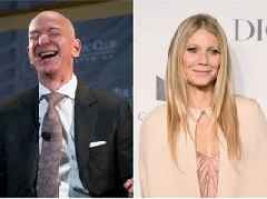 Gwyneth Paltrow says Jeff Bezos hasn't answered her emails asking for advice