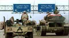 Russian Reporter Blames George H.W. Bush and the Persian Gulf War for Fomenting 'Chaos' in the Middle East