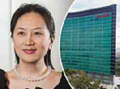 Huawei's CFO Meng Wanzhou arrested for 'violating US sanctions on Iran'
