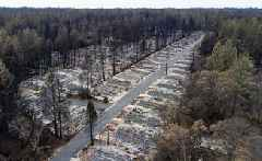 Residents Of Paradise Return After Wildfire Devastated Most Of California Town