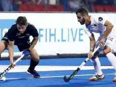 Hockey WC: New Zealand Hold Spain To A Draw, France Beat Argentina
