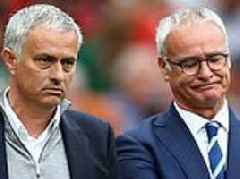 What changes could 'tinkerman' Jose Mourinho  make against Claudio Ranieri's Fulham?