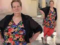 I'm A Celebrity: Anne Hegerty flaunts jungle weight loss