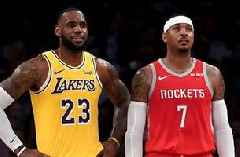 Carlos Boozer weighs in on reports LeBron James wants the Lakers to sign Carmelo Anthony