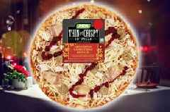 Asda is selling a Christmas dinner pizza with pigs in blankets for £3.50