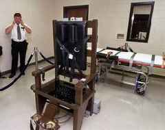 Tennessee electrocutes second inmate in as many months