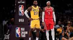 Report: LeBron James Wants Rockets Forward Carmelo Anthony on Lakers