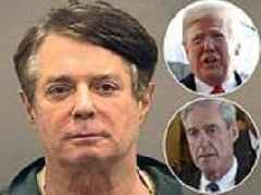 Paul Manafort LIED to Robert Mueller about talking to top Trump officials THIS YEAR