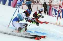 Mikaela Shiffrin wins World Cup parallel slalom event