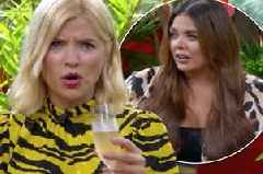 I'm A Celebrity: Holly Willoughby cringes at Scarlett Moffatt's x-rated blunder