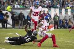 Odell Beckham Jr. out for Giants; Cowboys, Eagles try to clarify NFC East picture