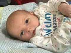 Father, 20, appears in court charged with murdering his six-week-old baby boy