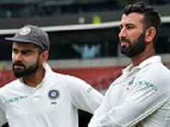 Virat Kohli hails match-winning impact of Cheteshwar Pujara after India beat Australia