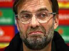 Liverpool cannot fear conceding in do-or-die clash with Napoli - Klopp