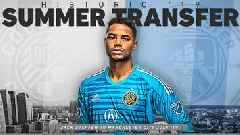 Zack Steffen: Manchester City agree to sign Columbus Crew keeper