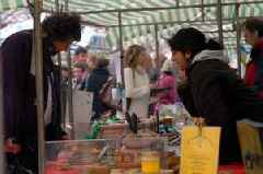 Changing shopping habits have hit Tunbridge Wells Farmers' Market which has lost its site