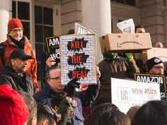'Do you realize how out of touch that seems?': NYC lawmakers rail against Amazon for HQ2 helipad demand in heated hearing (AMZN)