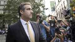Michael Cohen To Be Sentenced In New York Federal Court