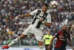 No Rest for Ronaldo as Juventus Target Top Spot Ahead of Man United