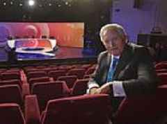 Tributes pour in for David Dimbleby during his last Question Time