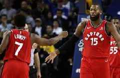 'This Raptors team is VERY legit' : Nick Wright on Toronto completing sweep of Warriors without Kawhi Leonard