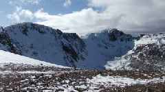 Rescue team alerted to fallen climber in Cairngorms