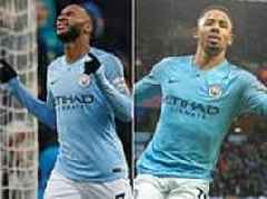 Gabriel Jesus double fires Manchester City back to the top of Premier League with win over Everton
