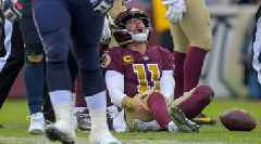 Redskins QB Alex Smith Leaves Hospital After Leg Surgery, Infection