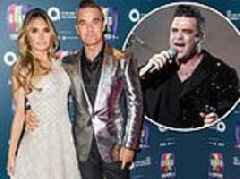 Robbie Williams is now a Weight Watchers ambassador after years of yo-yo dieting