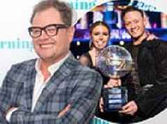 Alan Carr is reportedly the first celebrity approached to do next year's Strictly Come Dancing