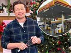Chef and environmental campaigner Jamie Oliver is accused of betraying young fans in Shell deal