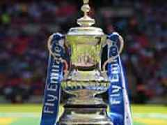FA Cup fifth-round replays scrapped a year early after six Premier League sides progress in Europe