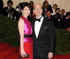 Amazon CEO Jeff Bezos, wife MacKenzie divorcing after 25 years of marriage