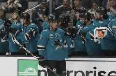 Kane, Donskoi each score 2 goals as Sharks top Oilers 7-2