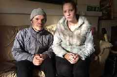 Young couple spent 15 nights sleeping in a car park blame Universal Credit
