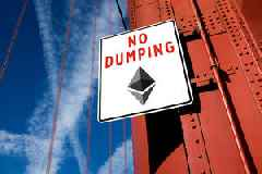 Ethereum Price Drops Below $140 Following Wicked 1-hour Candle