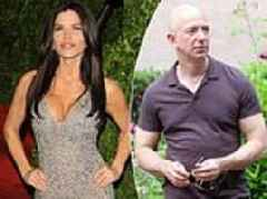 'Loose lipped' Lauren Sanchez 'boasted to friends about her affair with Jeff Bezos'