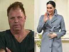 Meghan Markle's brother Thomas Markle Jr is arrested in Oregon for DUI