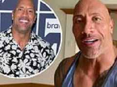 Dwayne 'The Rock' Johnson claims controversial 'snowflake generation' interview  never happened