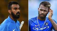 Hardik Pandya and KL Rahul banned by India over Koffee with Karan comments
