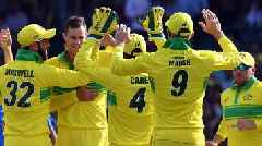 Rohit century in vain as Australia win opening ODI against India