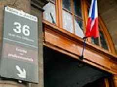 Police officers accused of raping Canadian tourist at Paris HQ in court