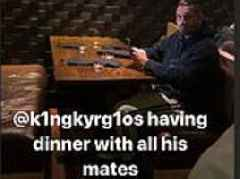 Andy Murray roasts Australian tennis star Kyrgios after catching him eating alone in a restaurant