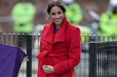 Meghan Markle speaks out over whether baby will be boy or girl during trip to Birkenhead