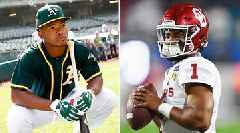 Baseball or Football? There's No Easy Choice for Two-Sport Star Kyler Murray