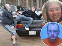 Jayme Closs' kidnapper is branded a 'scumbag' by his 'first and last' girlfriend