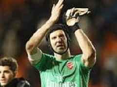 Chelsea open the door for Petr Cech after the Arsenal goalkeeper announced his retirement